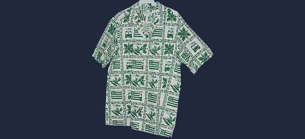 The Bus Hawaiian Shirt
